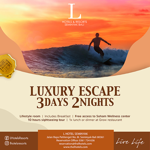 luxury escape seminyak