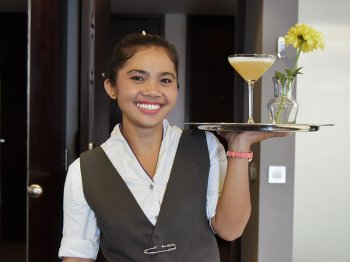 L hotel personal butler services